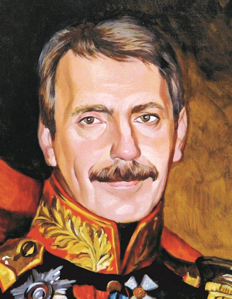 портрет маслом по фото Кострома