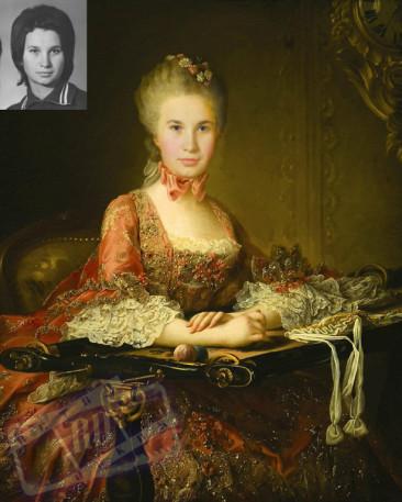 Заказать портрет в Костроме
