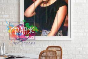 Картины на досках купить в стиле лофт Кострома