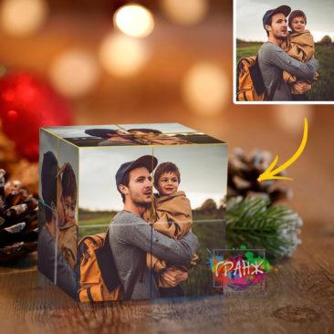 Фотокубик трансформер, купить в подарок Кострома