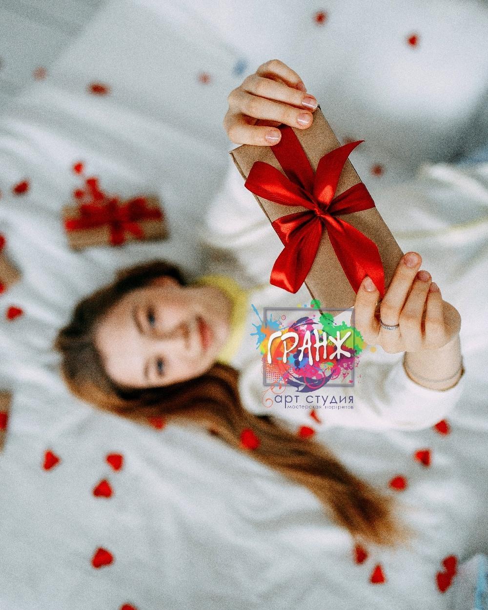 Фото открытка с днем рождения женщине